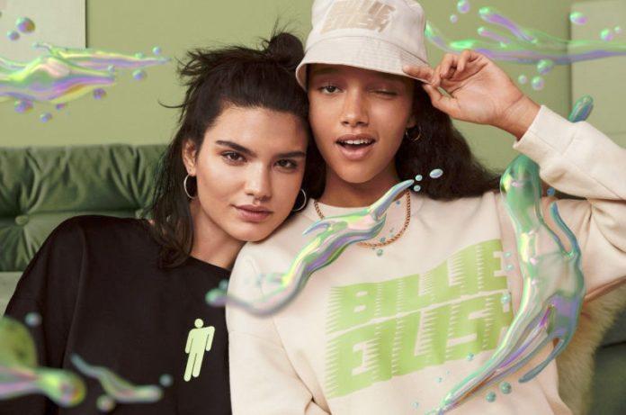 Collezione Billie Eilish H&M Divided H&M