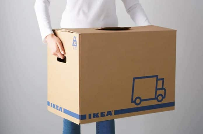 Costi di Spedizione Ikea