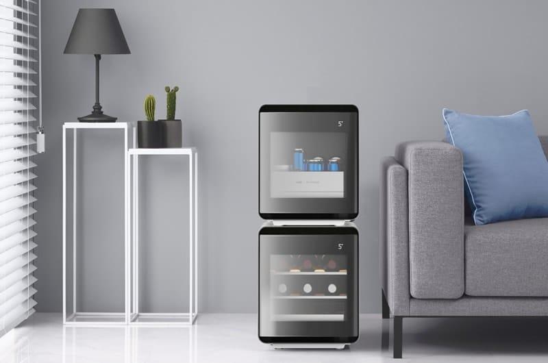Mini frigorifero Samsung
