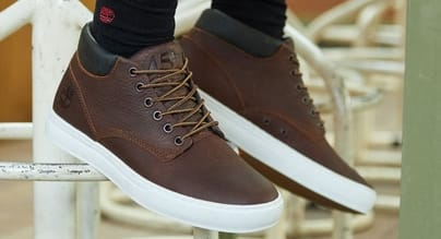 timberland in sconto