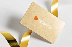 Gift Card personalizzate Zalando