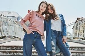 Jeans Donna Terranova da 9€
