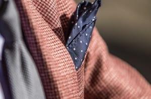 Cravatte, sciarpe, papillon e pochette da 49€
