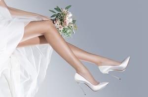 Scarpe sposa di lusso Casadei da 440€
