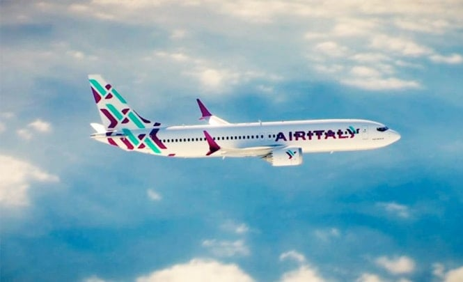 Boeing 737 Max 8 Air Italy