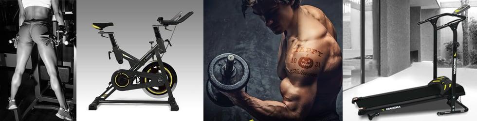 Codice sconto Diadora Fitness