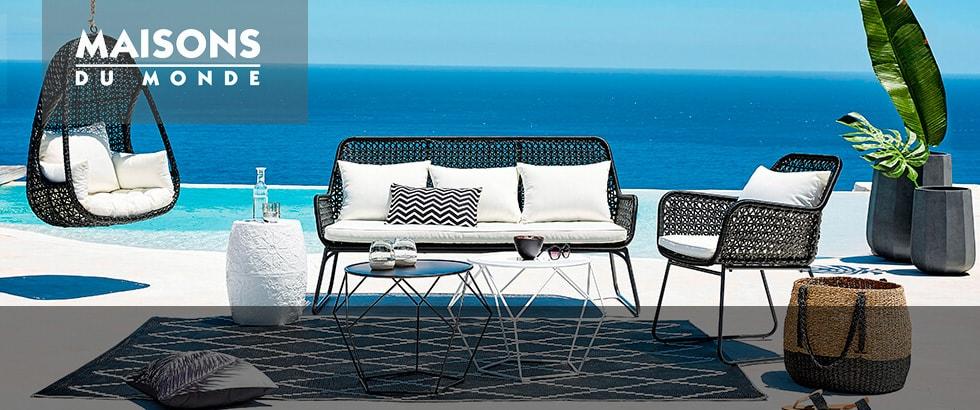 Maisons Du Monde -  Nuova collezione mobili e complementi