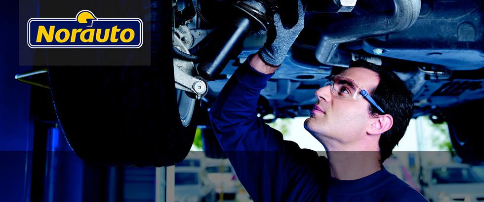 Norauto - 10% di sconto sul tagliano auto