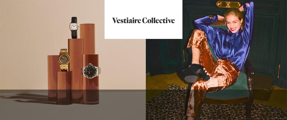 Vestiaire Collective - 10€ codice sconto sul tuo primo ordine