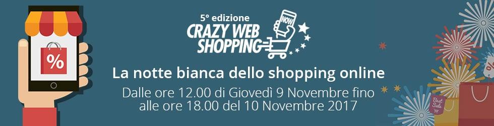 Codici sconto Crazy Web Shopping